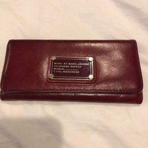 Marc by Marc Jacobs Long Wallet